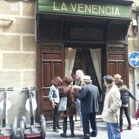 รูปภาพถ่ายที่ La Venencia โดย FranHervi เมื่อ 4/27/2013