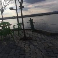 Photo taken at Birecik Sahil Cafe by Salih K. on 3/7/2017