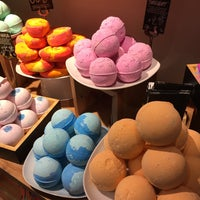 Photo taken at LUSH by Lisa V. on 9/24/2015