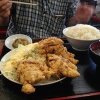 Photo taken at 朱華飯店 小田原店 by Seiichi I. on 6/16/2013