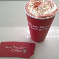 Photo taken at Seattle's Best Coffee by Artur H. on 3/5/2014
