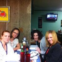 Photo taken at Thai Kitchen Cafe by Valerie B. on 10/3/2014