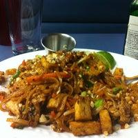Photo taken at Thai Kitchen Cafe by Valerie B. on 8/27/2014