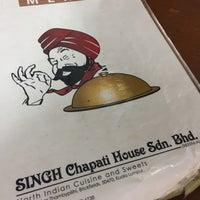 Photo taken at Singh Chapati House Sdn Bhd by Christina L. on 10/14/2016