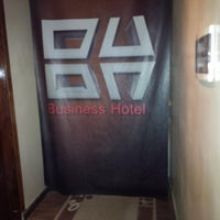 Photo taken at Business Hotel by Hodo Lawrence E. on 6/5/2015