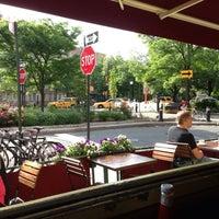 Photo taken at Bus Stop Cafe by Samir H. on 5/28/2013