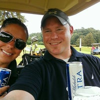 Photo taken at Grassy Hill Country Club by Brian S. on 8/1/2014