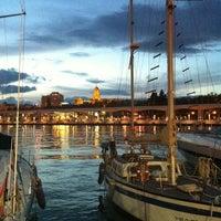 3/29/2013 tarihinde Fernando M.ziyaretçi tarafından Muelle Uno'de çekilen fotoğraf