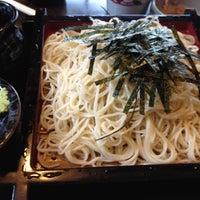 Photo taken at 更科 丸屋 by Seiichi H. on 5/12/2013