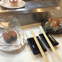 Photo taken at Ramen-Ten   Shin Tokyo Sushi™ by niecat on 3/28/2015