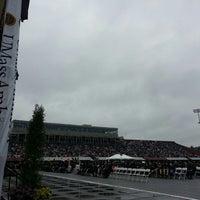 Photo taken at Warren McGuirk Alumni Stadium by Jim D. on 5/9/2014
