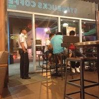 Photo taken at Starbucks Coffee by Dennis V. on 2/3/2013