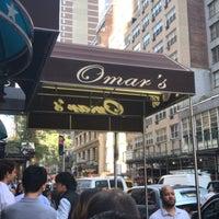 Das Foto wurde bei Omar's Mediterranean Cuisine & Bakery von Jeremiah J. am 9/27/2017 aufgenommen