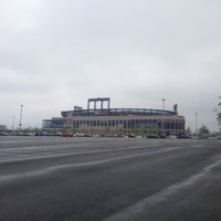 Photo taken at Citi Field Parking Lot by Jeremiah J. on 5/11/2013