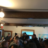 Photo taken at Montauk Brewing Company by Jeremiah J. on 1/13/2018