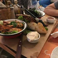 Photo taken at Captain's - Food for Sharing by Jeremiah J. on 10/22/2017