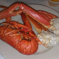 Photo taken at Lighthouse Lobster Feast by Jeremiah J. on 9/29/2012