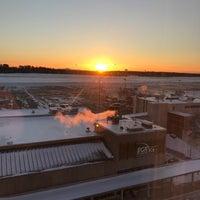 Photo taken at Four Points by Sheraton Bangor Airport by Jeremiah J. on 2/10/2017