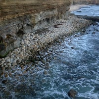 Photo taken at Sunset Cliffs Natural Park by Brittney C. on 3/18/2013