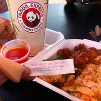 Photo taken at Panda Express by Ruben G. on 4/23/2014