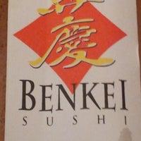 Photo taken at Benkei Asiático by Wallace G. on 11/16/2012