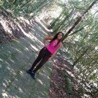 Photo taken at Parque Ecologico de Goioerê by Géssica Santos #. on 8/5/2015