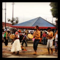 Foto tomada en Tianguis Cultural Agua Azul por Yuss N. el 6/22/2013