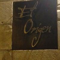Foto tomada en Restaurante El Origen por Carlos H. el 9/21/2013