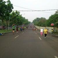 Photo taken at Cijantung by Dwiki S. on 2/24/2013