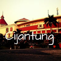Photo taken at Cijantung by Dwiki S. on 9/28/2013