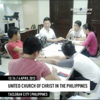 Photo taken at United Church of Christ in the Philippines by Matyu S. on 4/6/2013