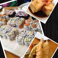Photo taken at U-Yee Sushi by Ann V. on 3/17/2013