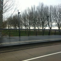 Photo taken at Busstation Hoofddorp by Andy D. on 1/9/2013