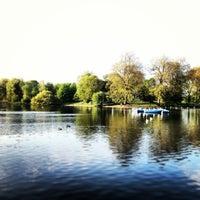 Photo prise au Regent's Park par Javier N. le5/19/2013