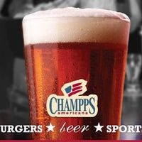 Photo taken at Champps by Kimberly on 3/10/2015