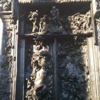 Photo taken at Rodin Sculpture Garden by Nancy C. on 12/29/2012