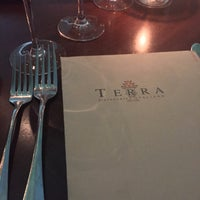 Photo taken at Terra Ristorante Italiano by Michael C. on 1/2/2017