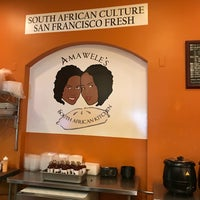 Photo taken at Amawele's South African Kitchen by Cesminaz D. on 8/21/2017