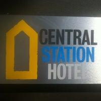 1/2/2013 tarihinde Irina R.ziyaretçi tarafından Central Station Hotel'de çekilen fotoğraf