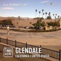 Photo taken at Metrolink Glendale Station by Chris C. on 12/27/2012