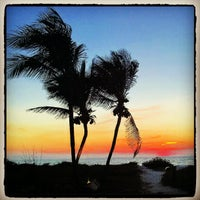 Photo taken at Captiva beach by Sandra B. on 3/15/2013