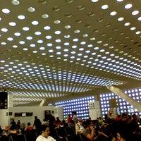 Photo taken at Terminal 2 by Alan C. on 3/17/2013