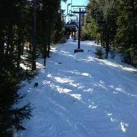 Photo taken at Pat's Peak Ski Area by Larry R. on 3/9/2013