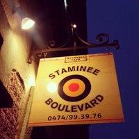 Photo taken at Staminee Den Boulevard by Heidi T. on 12/1/2012