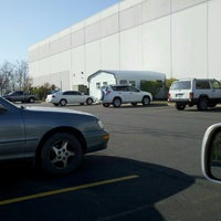 Photo taken at Home Depot Distribution Center by Shawn O. on 4/25/2013