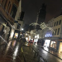 Photo taken at Steenstraat by Giovanni L. on 1/1/2017