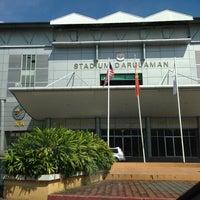 Photo taken at Stadium Darul Aman by khairul h. on 2/9/2013