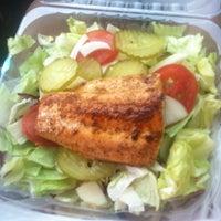 Das Foto wurde bei Yasin's Homestyle Seafood - West End von Pink Sugar Atlanta N. am 6/6/2014 aufgenommen