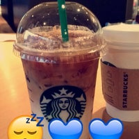 Photo taken at Starbucks Coffee by Noura A. on 3/14/2015