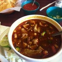 Photo taken at El Sabrosito Mexican Restaurant by Josie on 1/27/2013